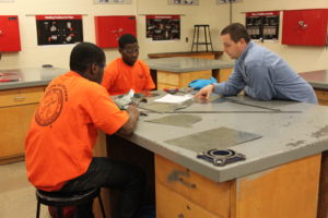 Detroit Local Partners With High School to Mold, Recruit Apprentices